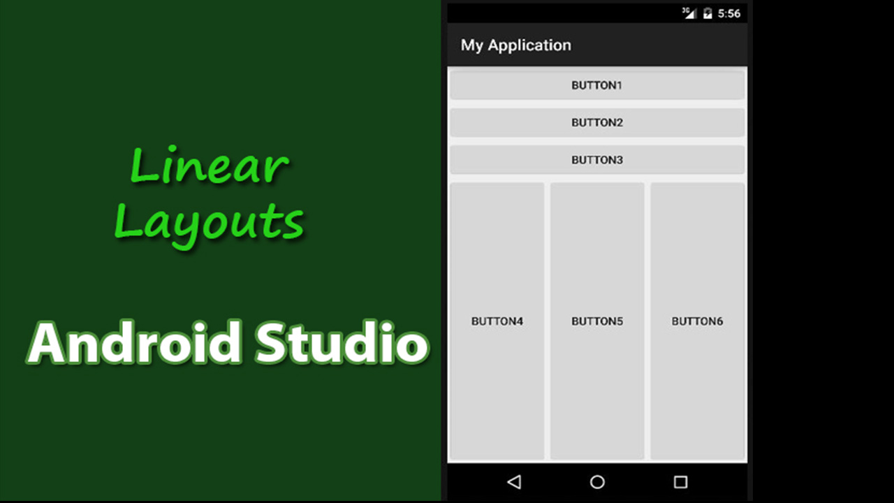 Linear Layout Android Studio - render2web